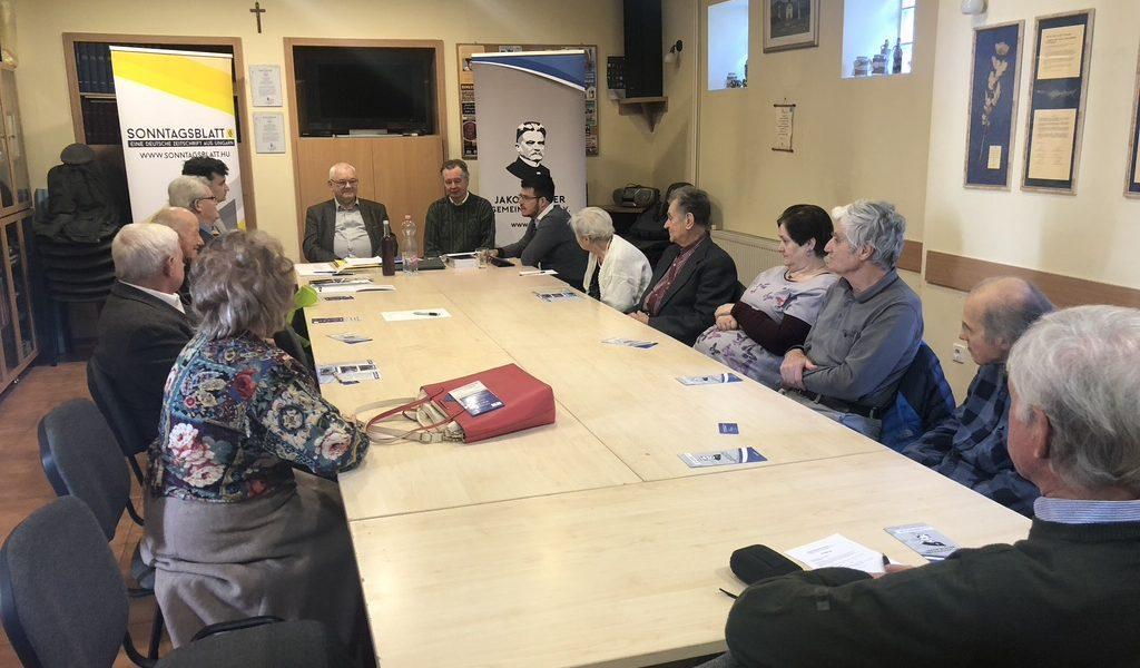 Bericht über die Vollversammlung der Jakob Bleyer Gemeinschaft 2020